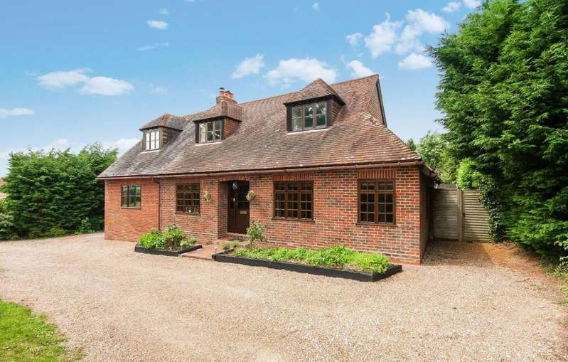 4 Bedrooms Detached House for sale in Chafford Lane, Fordcombe