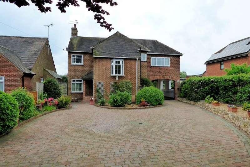 4 Bedrooms Detached House for sale in Rolleston Road, Burton-on-Trent