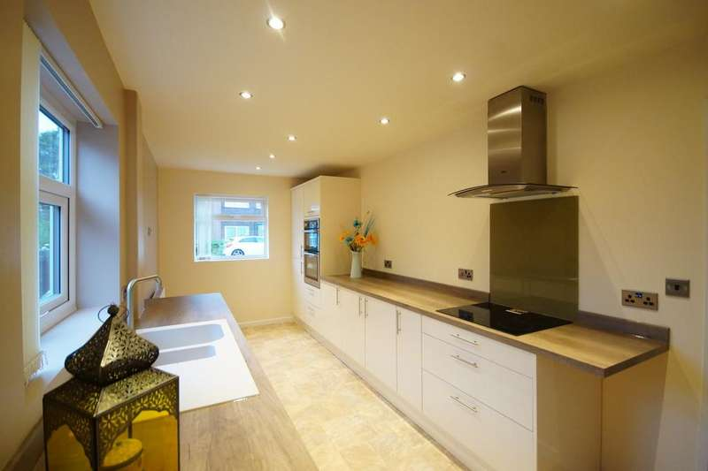 4 Bedrooms Detached Bungalow for sale in Brookfield Avenue, Nettleham