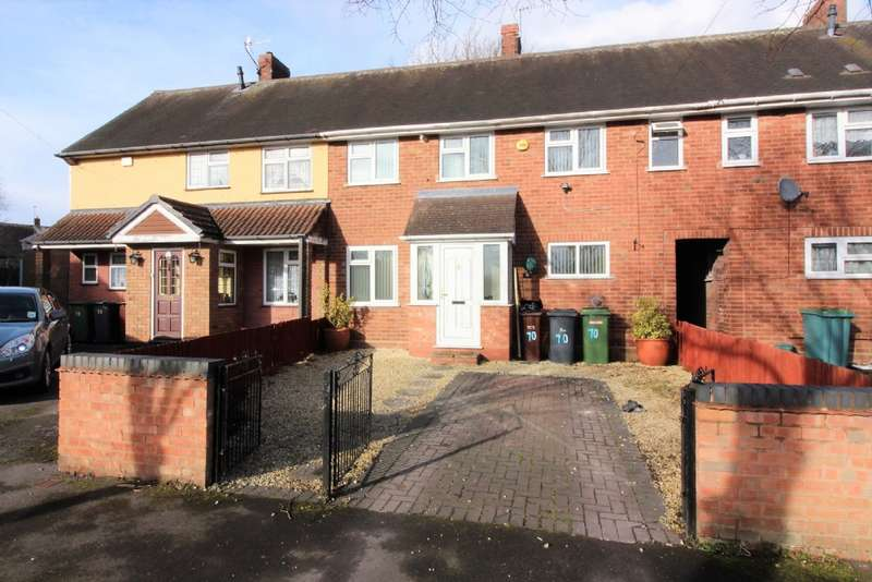 3 Bedrooms Town House for rent in Lichwood Road, Wednesfield
