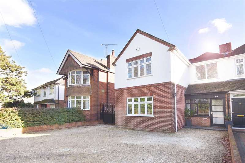 3 Bedrooms Semi Detached House for sale in WEST END ROAD, BITTERNE
