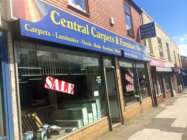 Commercial Property for rent in Blackbun Road, Bolton