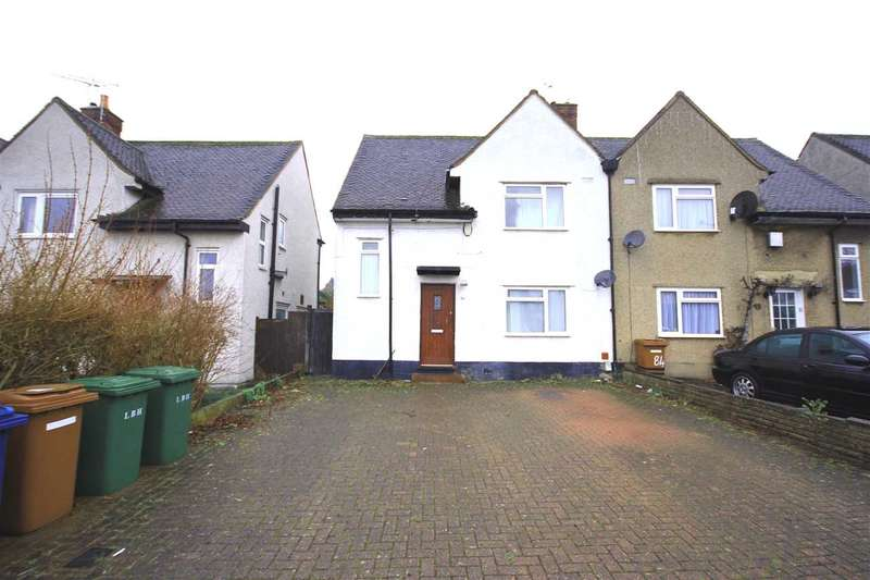 3 Bedrooms Semi Detached House for sale in Beatty Road, Stanmore