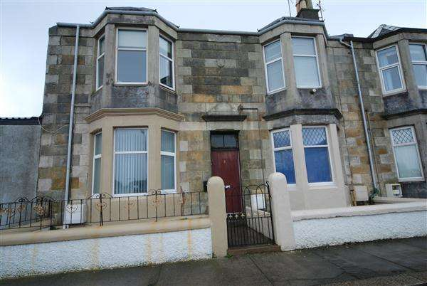 1 Bedroom Flat for sale in McIsaacs Road, Saltcoats