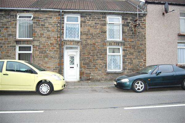3 Bedrooms Terraced House for sale in Miskin Road, Tonypandy