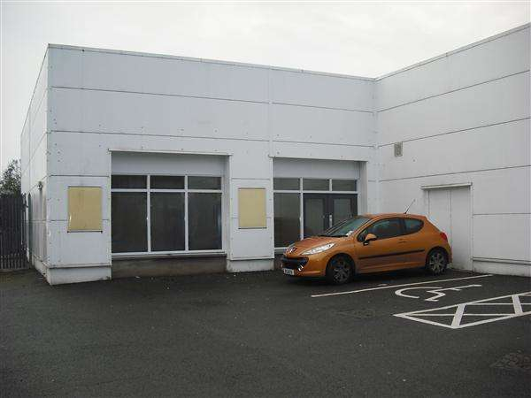 Property for sale in Scaffog Business Park, Sligo Road