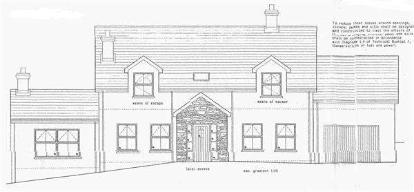 4 Bedrooms Detached House for sale in Coa