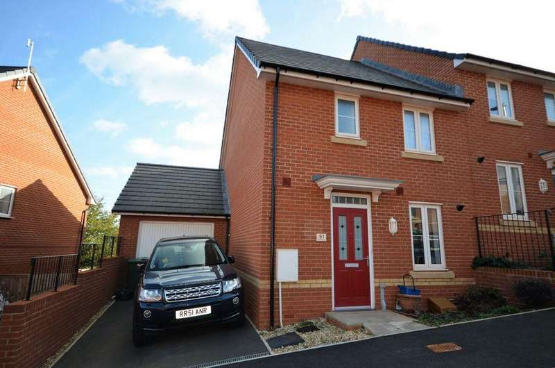 3 Bedrooms House for sale in Clover Drive, Dawlish, EX7