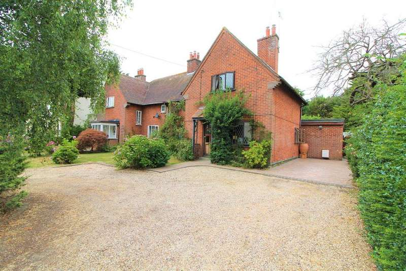 7 Bedrooms Detached House for sale in Station Road, Thorpe-Le-Soken, Clacton-On-Sea