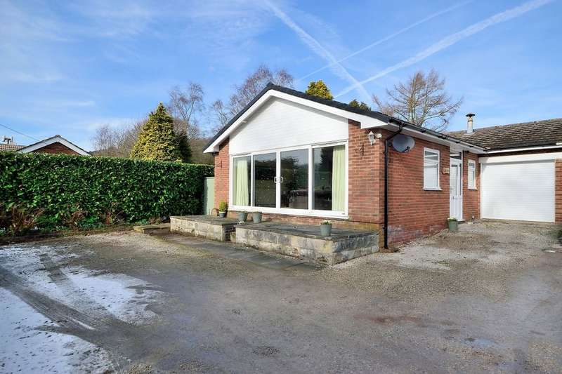3 Bedrooms Bungalow for sale in Manley Common, Frodsham, WA6