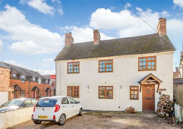4 Bedrooms Detached House for sale in Pendicke Street, Southam, Warwickshire