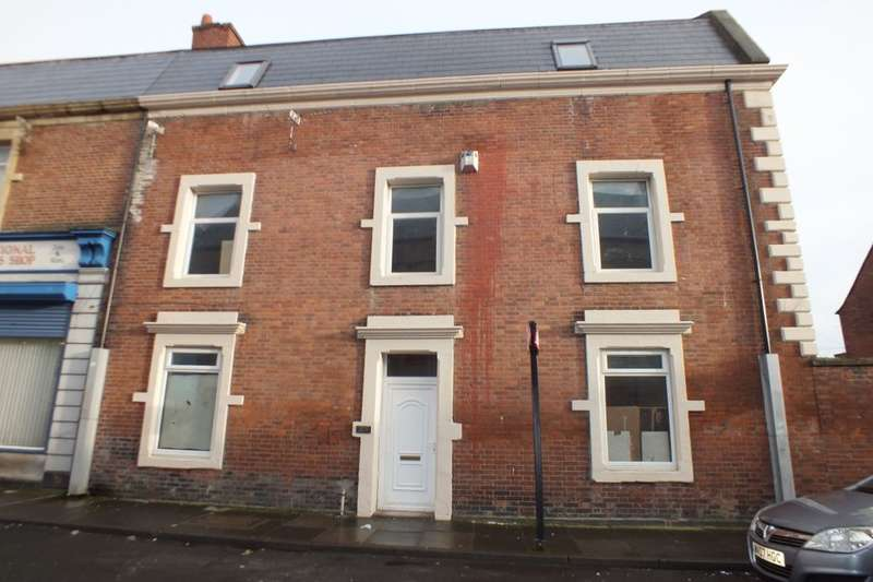 4 Bedrooms Terraced House for sale in Ethel Street, Newcastle Upon Tyne, NE4