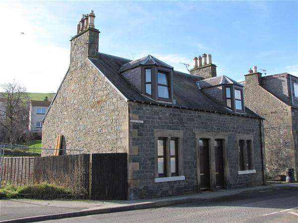 2 Bedrooms Semi Detached House for sale in Portfolio Of Three Properties - Galashiels, Lot 2 & 3 - 23 &24 Wood Street, Galashiels
