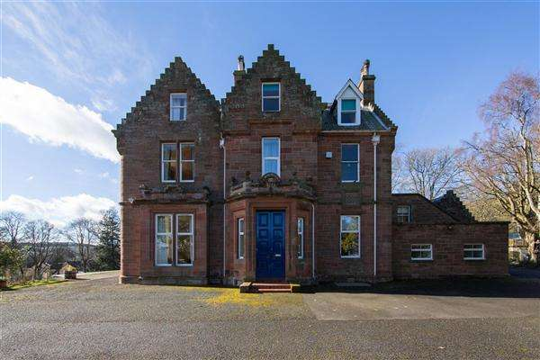 3 Bedrooms Apartment Flat for sale in Flat D, Newfaan Isle, 65 Abbotsford Road, Galashiels