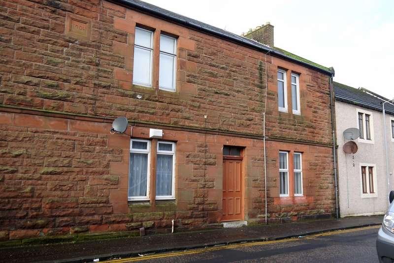 1 Bedroom Ground Flat for sale in Boyd Street, Prestwick, KA9