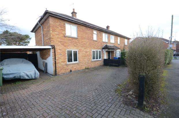 3 Bedrooms Semi Detached House for sale in Sawyers Crescent, Maidenhead, Berkshire