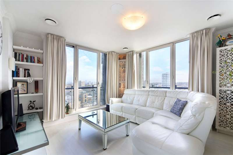 2 Bedrooms Flat for sale in Trade Tower, Coral Row, Battersea, London, SW11