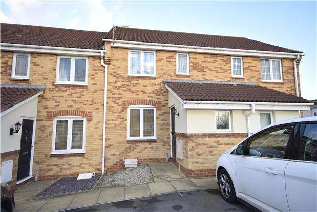 2 Bedrooms Terraced House for sale in Willow Bed Close, BRISTOL, BS16 2WB