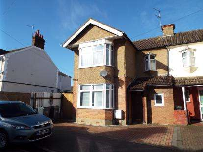 4 Bedrooms End Of Terrace House for sale in Mansfield Road, Luton, Bedfordshire