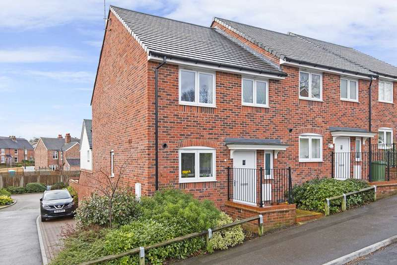3 Bedrooms Semi Detached House for sale in Merrion Way, Tunbridge Wells