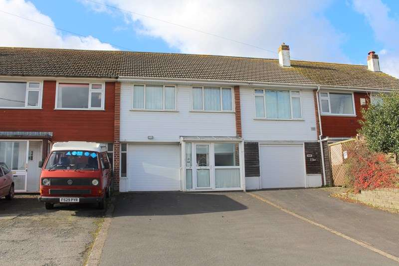3 Bedrooms Terraced House for sale in Burrough Road, Northam, Bideford