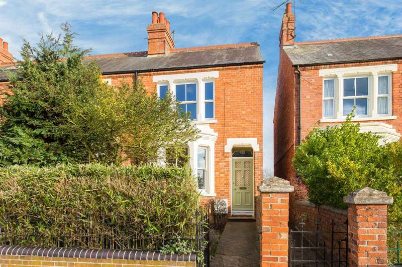 3 Bedrooms End Of Terrace House for sale in Oxford Road, Littlemore