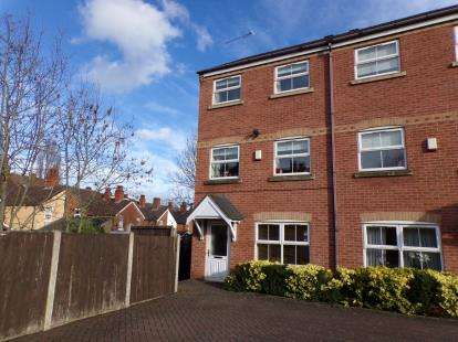 3 Bedrooms Semi Detached House for sale in Brookvale Mews, Selly Park, Birmingham, West Midlands