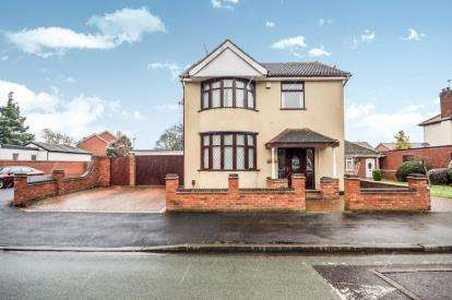 3 Bedrooms Detached House for sale in Ravenscroft Road, Willenhall, West Midlands