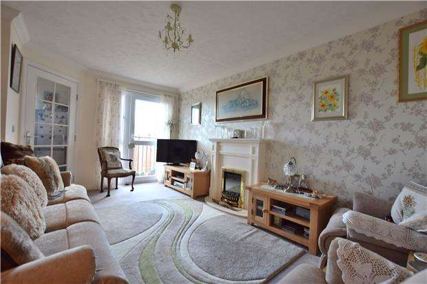 1 Bedroom Flat for sale in Hamlet Lodge, Heathville Road, GLOUCESTER, GL1 3ET