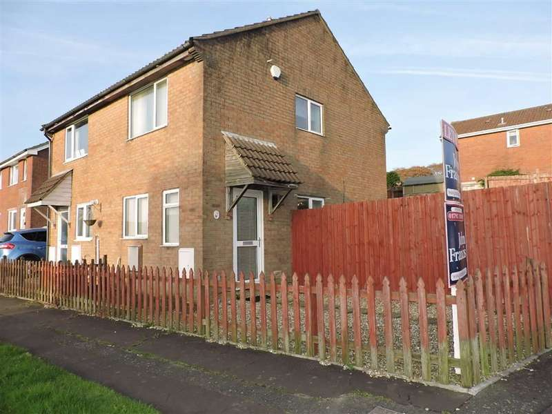 2 Bedrooms Semi Detached House for sale in Ffordd Y Mynydd, Birchgrove