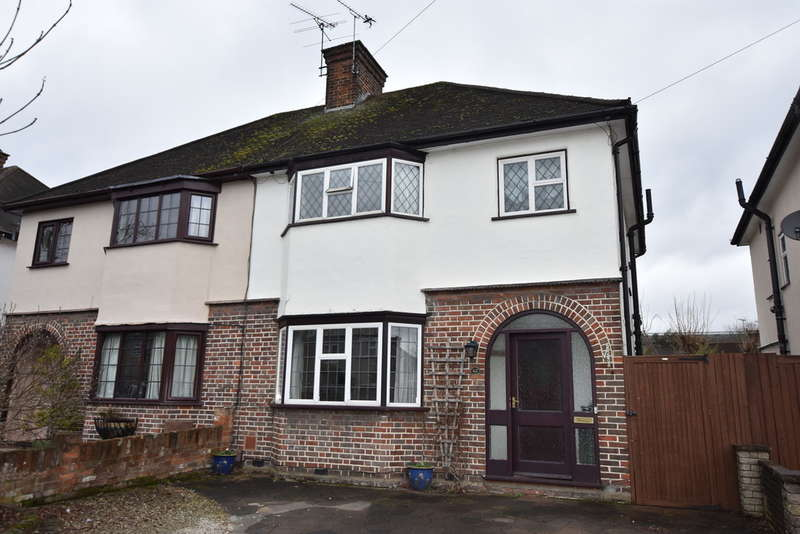 3 Bedrooms Semi Detached House for sale in Norfolk Avenue, Watford