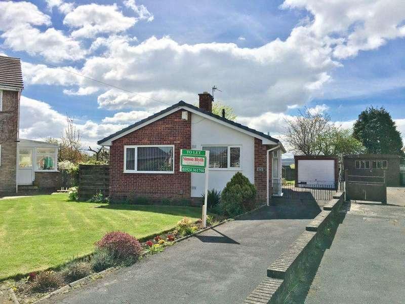 2 Bedrooms Bungalow for rent in Grampian Avenue, Wakefield