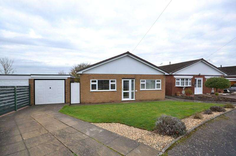 2 Bedrooms Detached Bungalow for sale in Berkeley Crescent, Stourport-On-Severn
