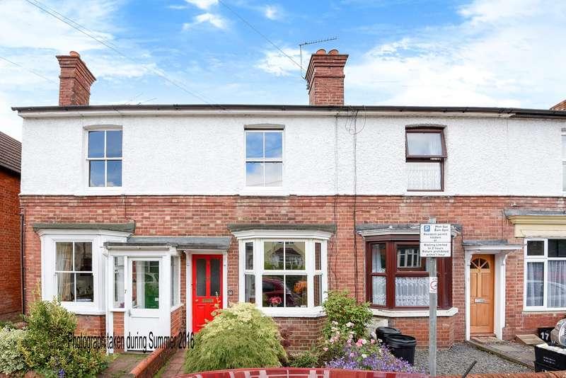 2 Bedrooms Terraced House for sale in Wescott Road, Wokingham, RG40