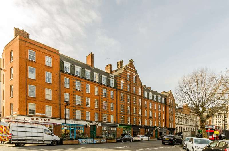 3 Bedrooms Flat for sale in Calvert Avenue, Shoreditch, E2