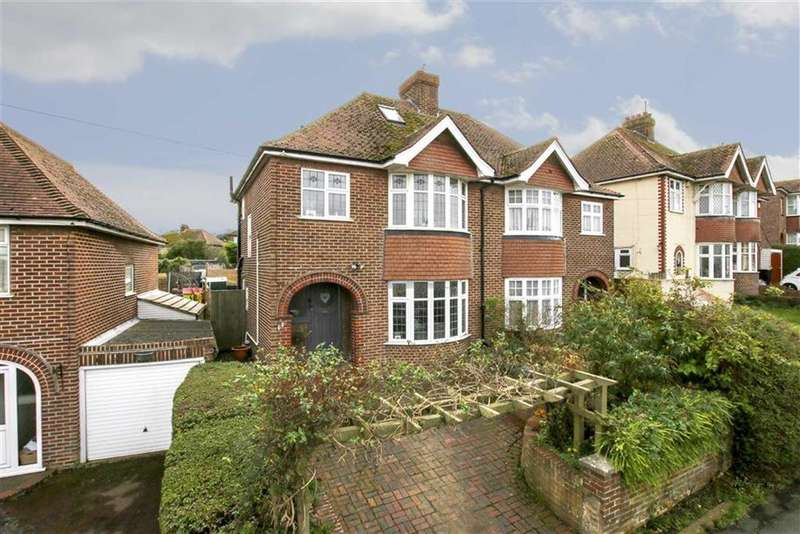 3 Bedrooms Semi Detached House for sale in Brighton Road, NEWHAVEN