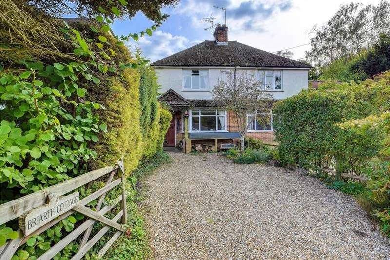 2 Bedrooms Semi Detached House for sale in Moor Road, Haslemere, West Sussex