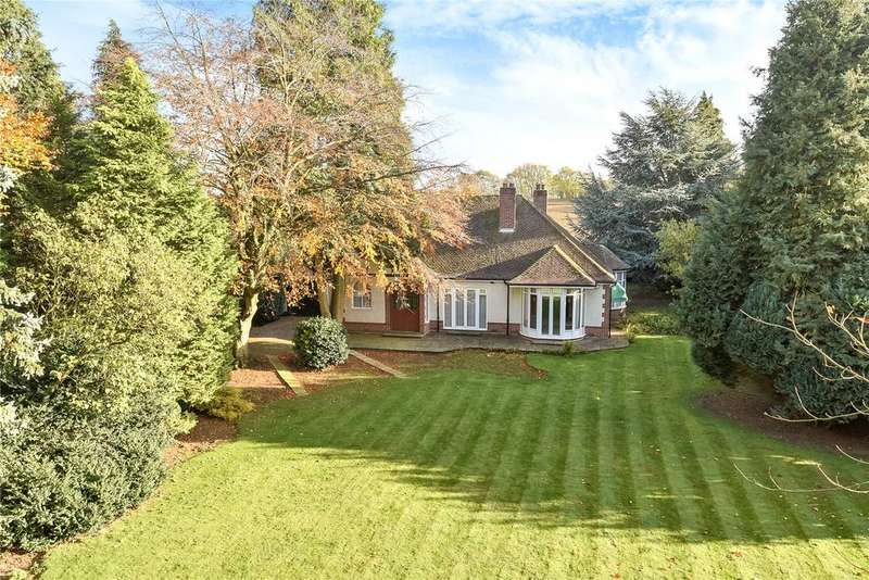 3 Bedrooms Detached Bungalow for sale in Danby Hill, Lincoln Road, LN2