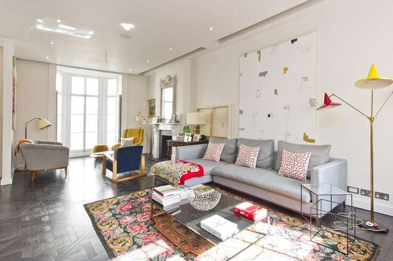 3 Bedrooms Flat for sale in Talbot Road, Notting Hill, W2