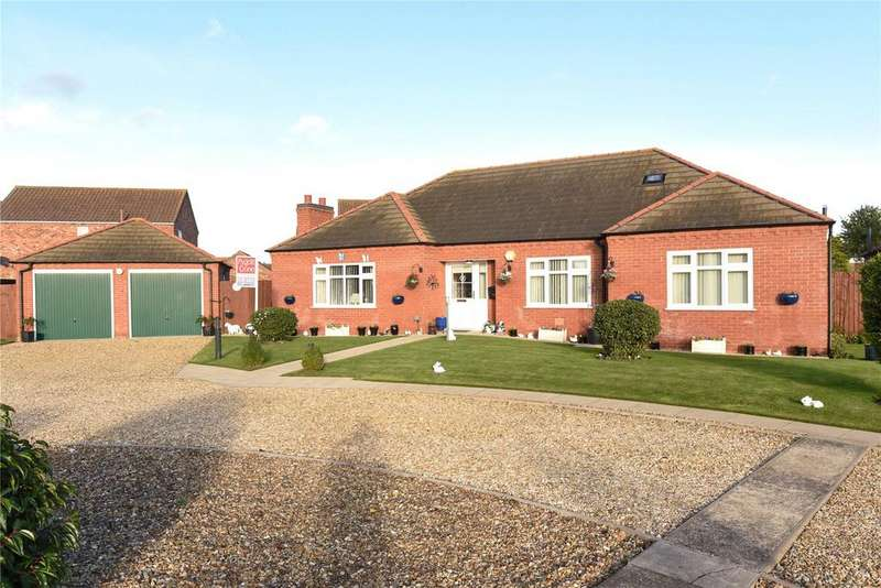 4 Bedrooms Detached Bungalow for sale in Suffolk Acre, Coningsby, LN4