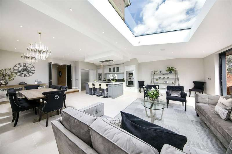 6 Bedrooms Semi Detached House for sale in Waldegrave Park, Twickenham, TW1