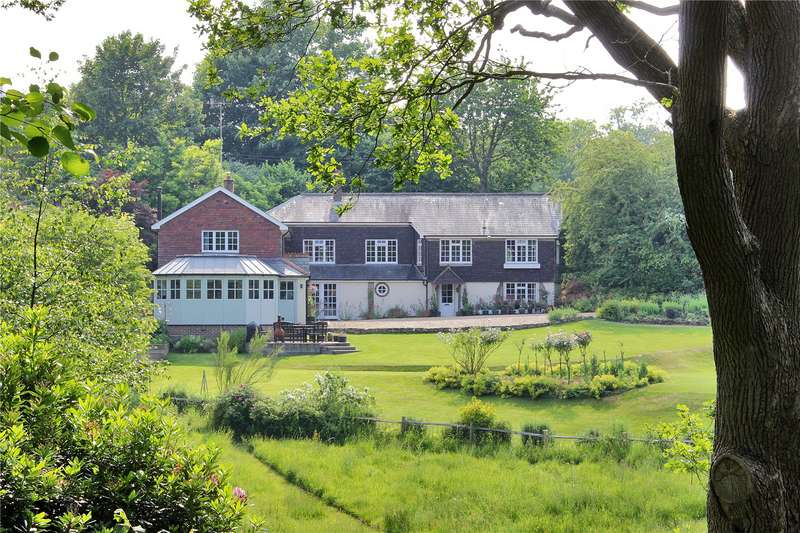 6 Bedrooms Detached House for sale in Woods Green, Wadhurst