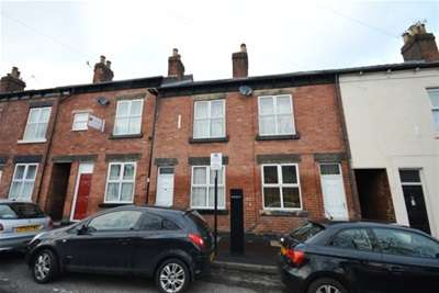 3 Bedrooms House Share for rent in Eastwood Road, Ecclesall Road, S11 8QE