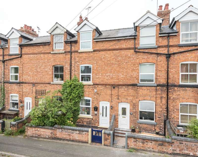 2 Bedrooms Terraced House for sale in Barbridge, Nantwich CW5 6BB