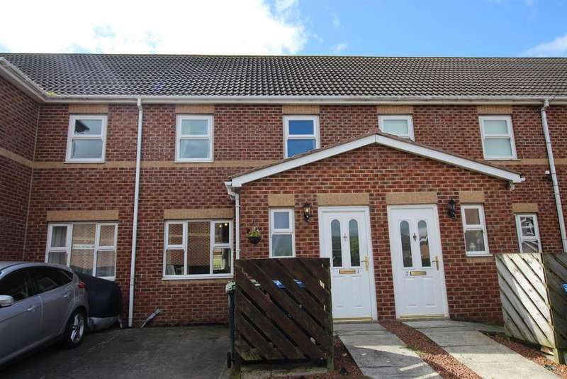 3 Bedrooms Terraced House for sale in Big Waters Close, Brunswick Village, Newcastle upon Tyne