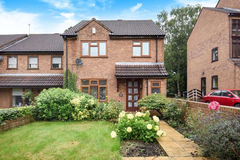 3 Bedrooms End Of Terrace House for sale in Woodhouse Eaves, Northwood