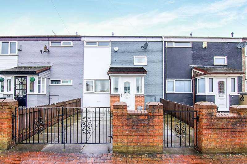 2 Bedrooms Terraced House for sale in Carlile Way, Liverpool, L33