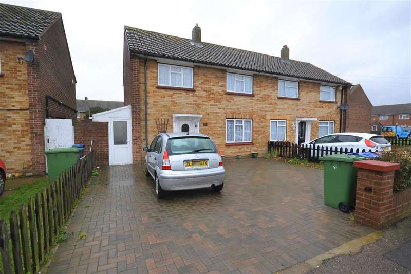 3 Bedrooms Semi Detached House for sale in Seaborough Road, Chadwell St.Mary