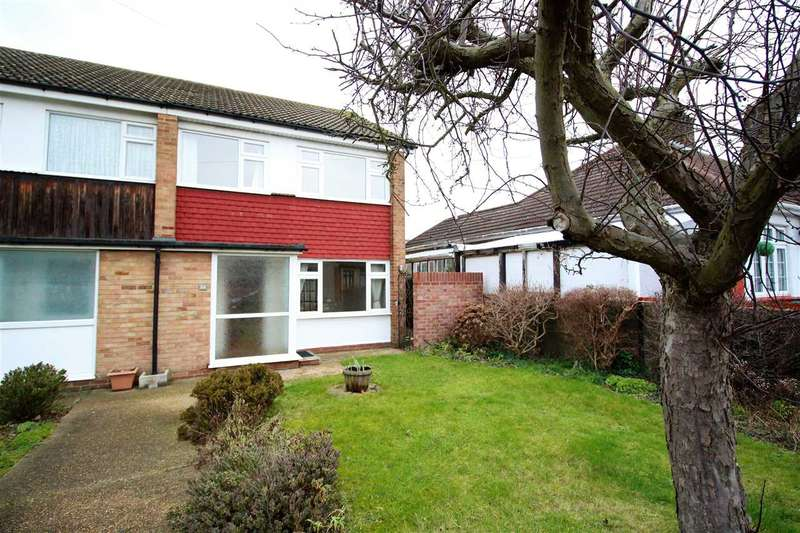3 Bedrooms Semi Detached House for sale in Waverly Gardens, Essex