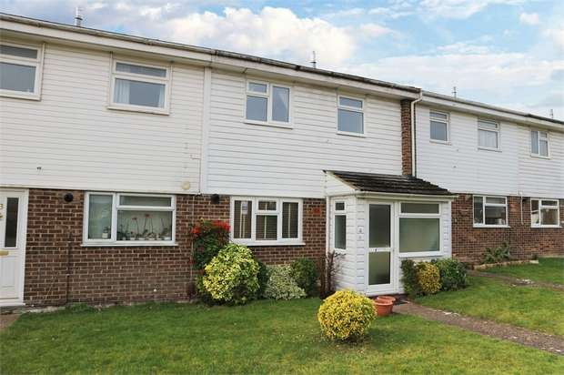3 Bedrooms Terraced House for sale in Acacia Walk, Tring, Hertfordshire